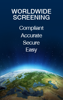 Worldwide Screening, Compliant, Accurate, Secure, Easy - Owens Europe GmbH. Trust, But Verify®